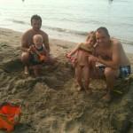 Le château de sable (l'équipe)